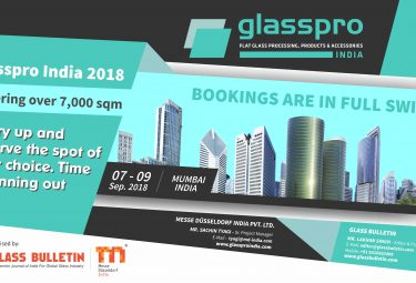 glassproindia 2018 bookings open