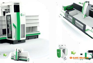 Green Vine produces intelligent glass cold processing machinery