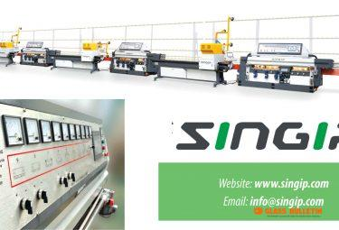 Singip's intelligent solution for edging machines