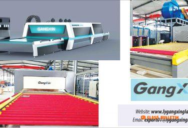 About the Company Luoyang GangXin Glass Technology Co ltd was established in 2007 and located in Luoyang, China. It is a comprehensive hi-tech enterprise involved in research, design, production, sales and services of glass processing technology.