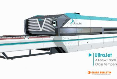 LandGlass brings UltraJet Series Intelligent Glass Tempering Furnace