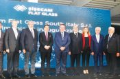 Şişecam Group inaugurates new plant in Manfredonia, Italy
