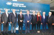 Şişecam Group inaugurates new plant in Manfredonia, Italy