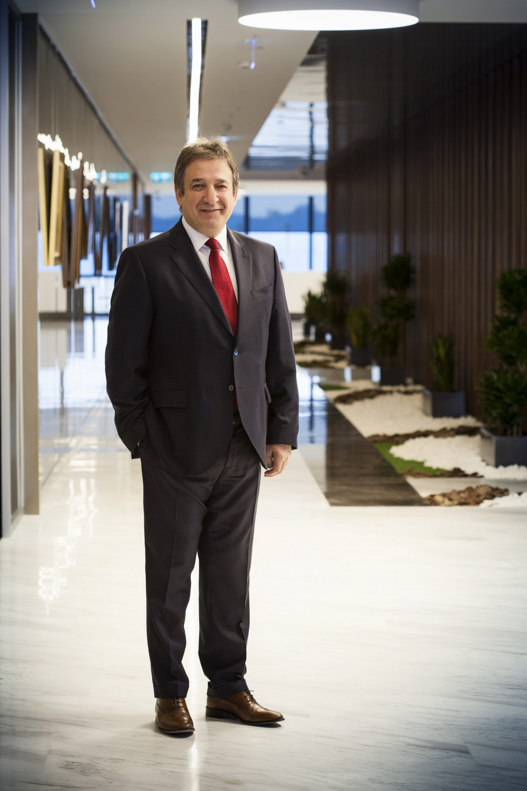 Ahmet Kırman, Şişecam Group Vice Chairman and CEO