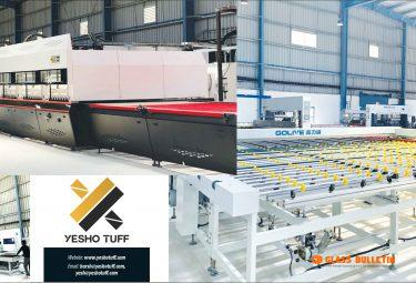 Yesho Tuff sets up new tempering plant in Hyderabad