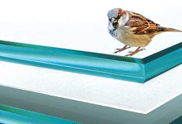 Strato Bird Friendly: First anti-collision EVA film to protect birds