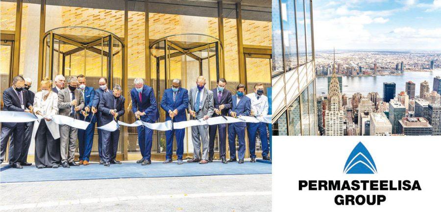 Permasteelisa Group completes facade of One Vanderbilt in New York City