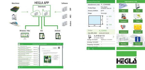 HEGLA app: Closes digitalisation gaps, improves processes