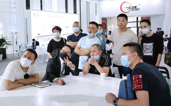 Create New Future -- NorthGlass has perfectly finished at the 2021 China Glass Exhibition