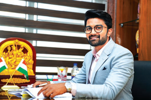 Mr. Basavprasad Jolle, MD